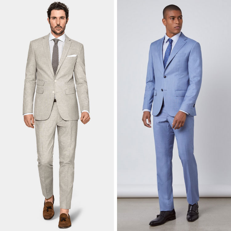 summer wedding outfits for men