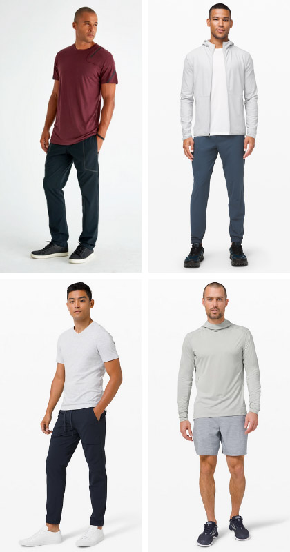 men's athleisure outfits