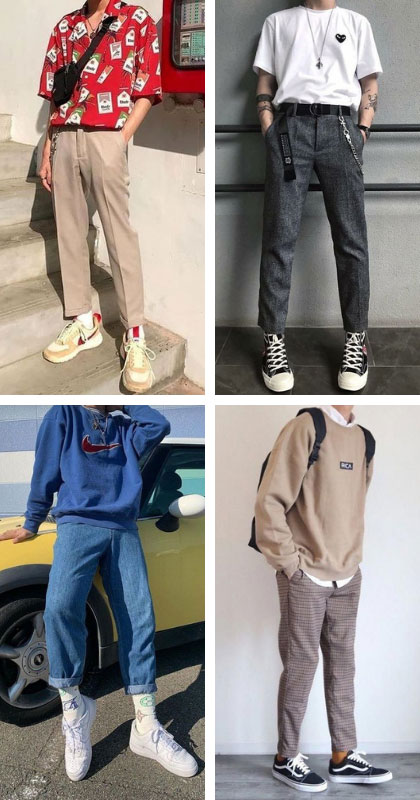 soft boy outfits