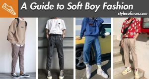collection of softboy styles