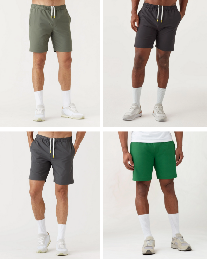 Olivers Apparel Men's All Over Shorts
