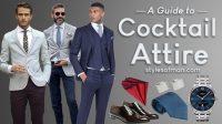 cocktail attire dress code for men thumbnail
