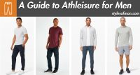 athleisure for men